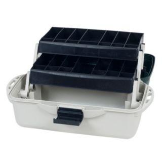Wakeman Fishing 2-Tray Tackle Box Organizer