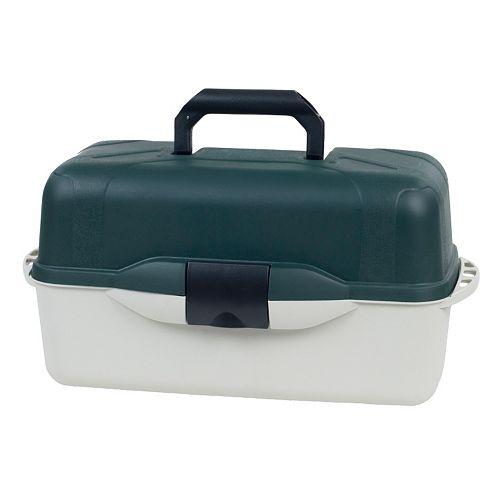 Wakeman Outdoors Fishing 3-Tray Tackle Box Organizer