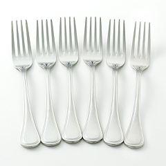 Oneida Infuse 6 pc Salad Fork Set
