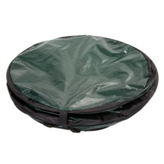 Wakeman Outdoors 33-Gallon Pop-Up Camp Garbage Can