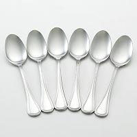 Oneida Infuse 6-pc. Place Spoon Set