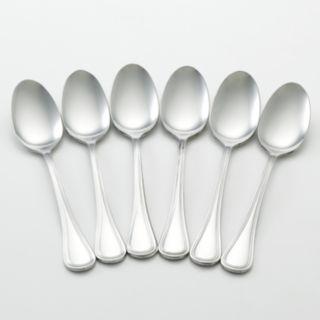 Oneida Infuse 6-pc. Place Spoon Set