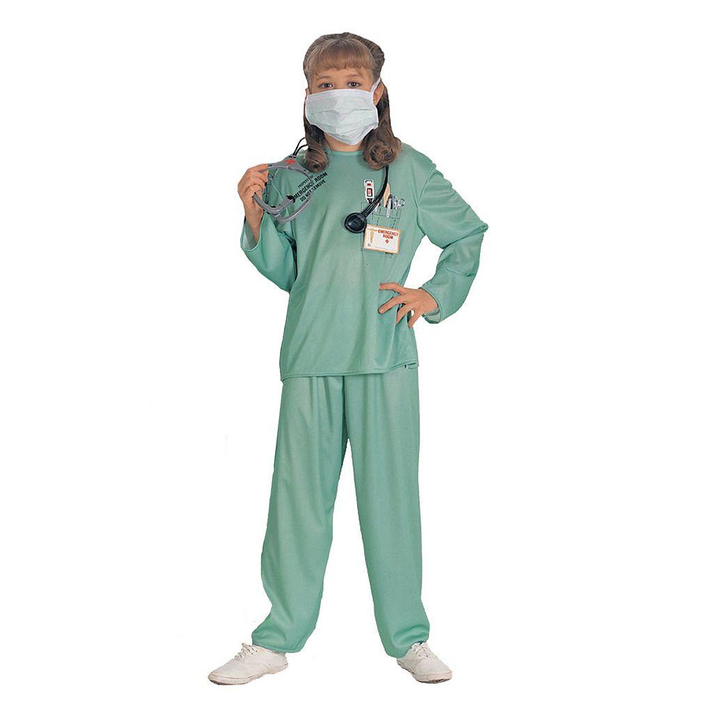 Kids ER Doctor Costume