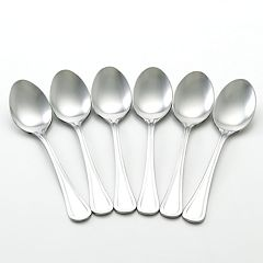 Oneida Infuse 6-pc. Teaspoon Set