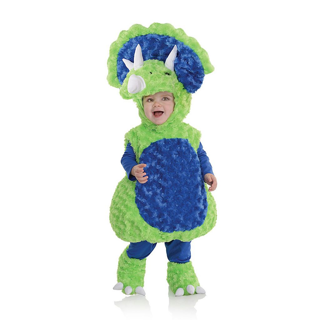 Baby Triceratops Costume