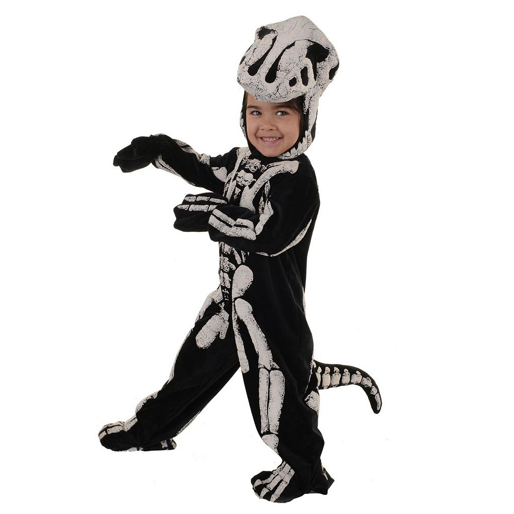 Toddler T-Rex Fossil Costume