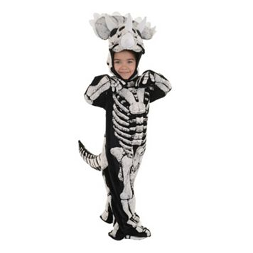 Toddler Triceratops Fossil Costume