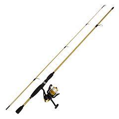 Wakeman Outdoors Strike Series Medium Spinning Fishing Rod & Reel Combo