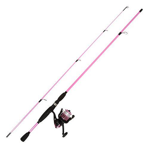 Wakeman Strike Series Medium Spinning Fishing Rod & Reel Combo