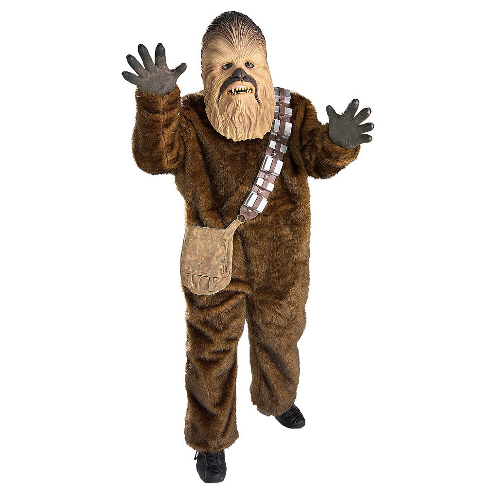 Kids Star Wars Chewbacca Super Deluxe Costume
