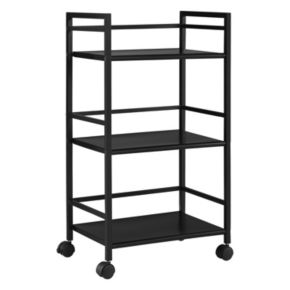 Altra Marshall Metal Rolling Utility Cart