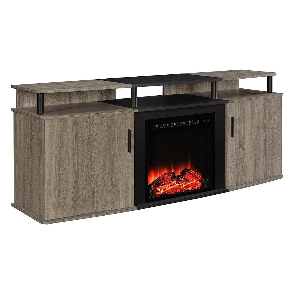 Altra Carson Fireplace TV Stand