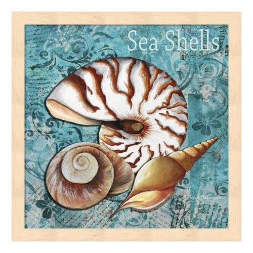 Metaverse Art 'Sea Shells Fra...