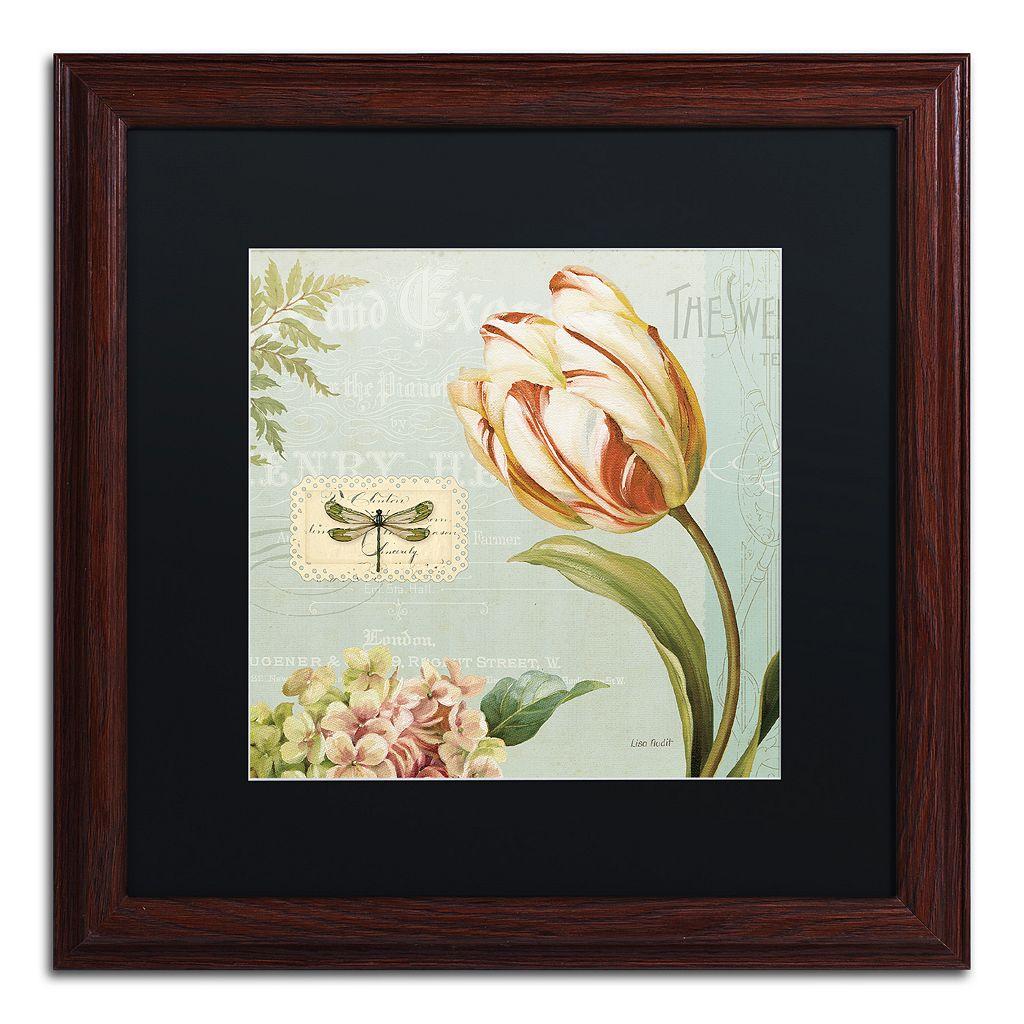Trademark Fine Art Mother's Treasure II Matted Framed Wall Art