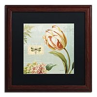 Trademark Fine Art Mother's Treasure II Matted Framed Wall Art