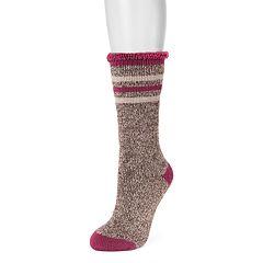 Women's MUK LUKS Thermal Socks