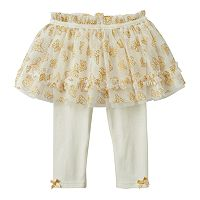 Baby Girl Baby Starters Butterfly Tutu Leggings