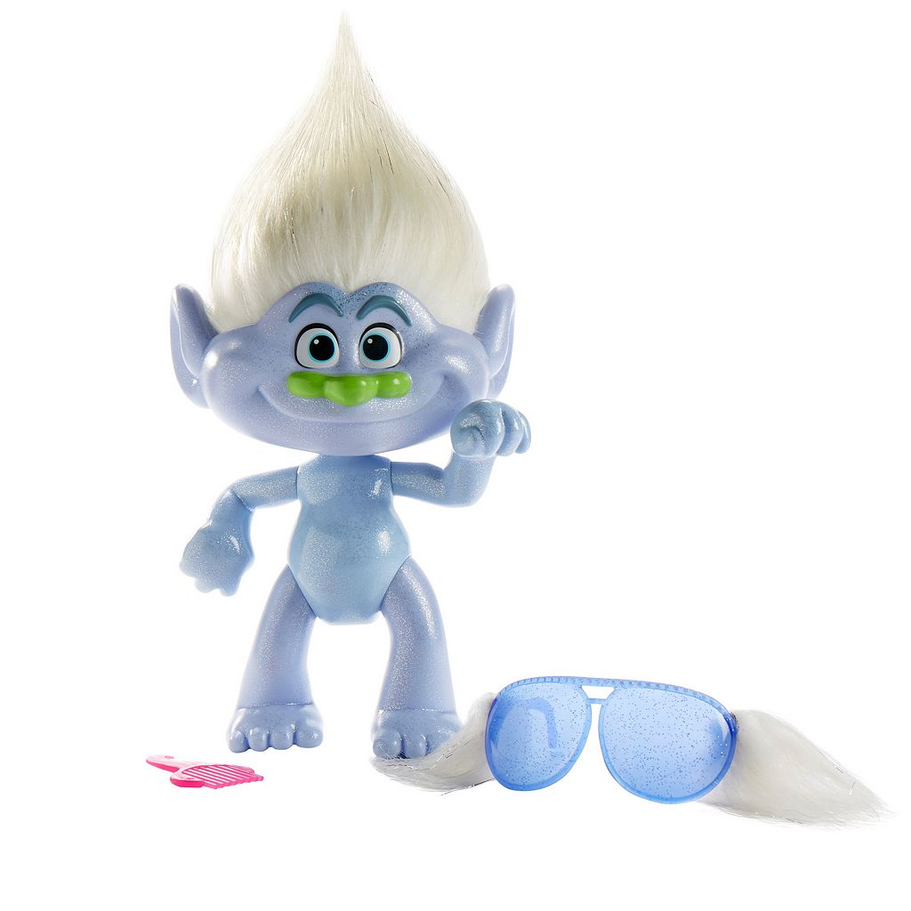DreamWorks Trolls Glitterific Guy Diamond by Hasbro