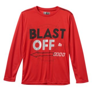 "Boys 8-20 RBX ""Blast Off"" Performance Tee"