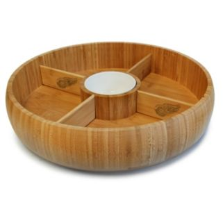 Detroit Red Wings Lazy Susan Dip Tray
