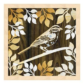 Metaverse Art Birdie II Framed Wall Art