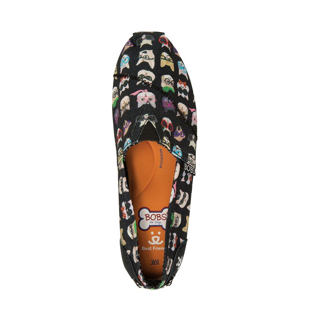 Skechers BOBS Plush Kitty Smarts Women's Flats