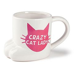 BigMouth Inc. 'Crazy Cat Lady' Mug