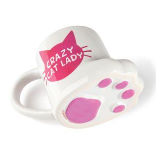 """BigMouth Inc. """"Crazy Cat Lady"""" Mug"""