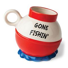 BigMouth Inc. 'Gone Fishin'' Mug