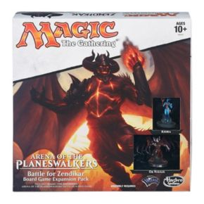 Magic: The Gathering Arena of the Planeswalkers Battle for Zendikar Board Game Expansion Pack by Hasbro