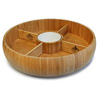 Vancouver Canucks Lazy Susan Dip Tray