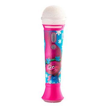 DreamWorks Trolls Poppy Sing-Along Microphone