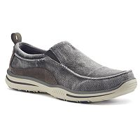 Skechers Relaxed Fit Elected Drigo Men's Slip-On Shoes