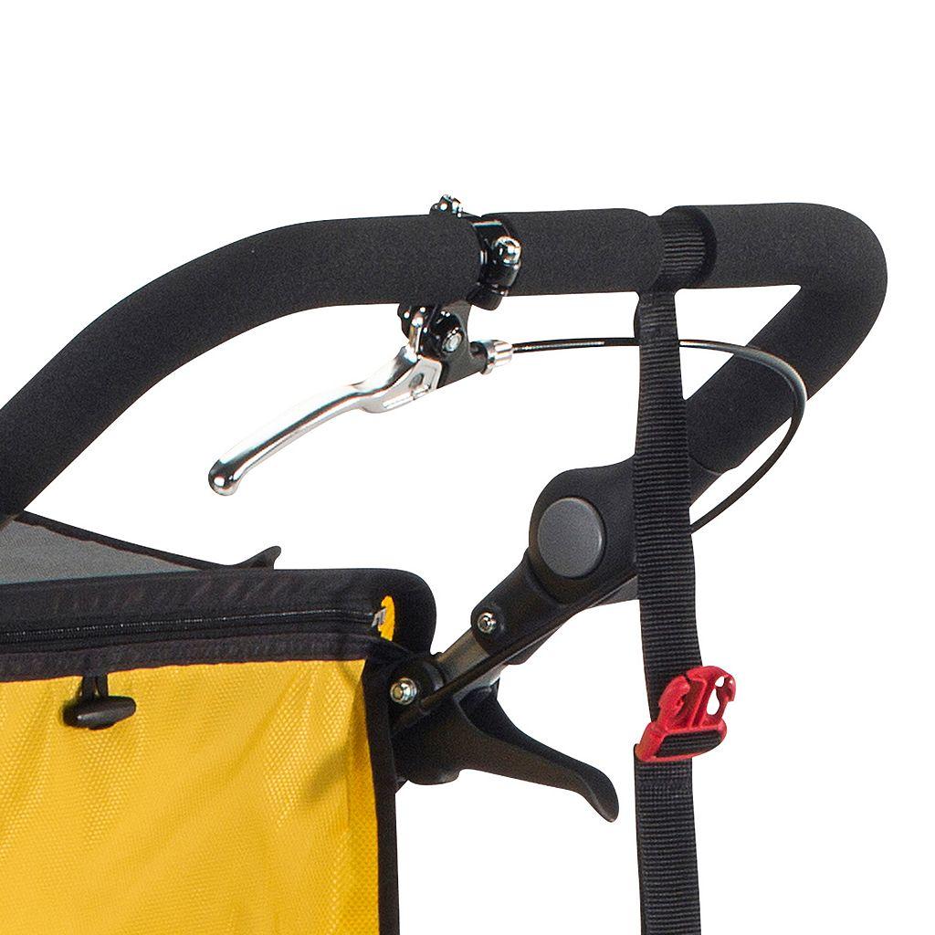 BOB 2016 Ironman Duallie Double Jogger Stroller
