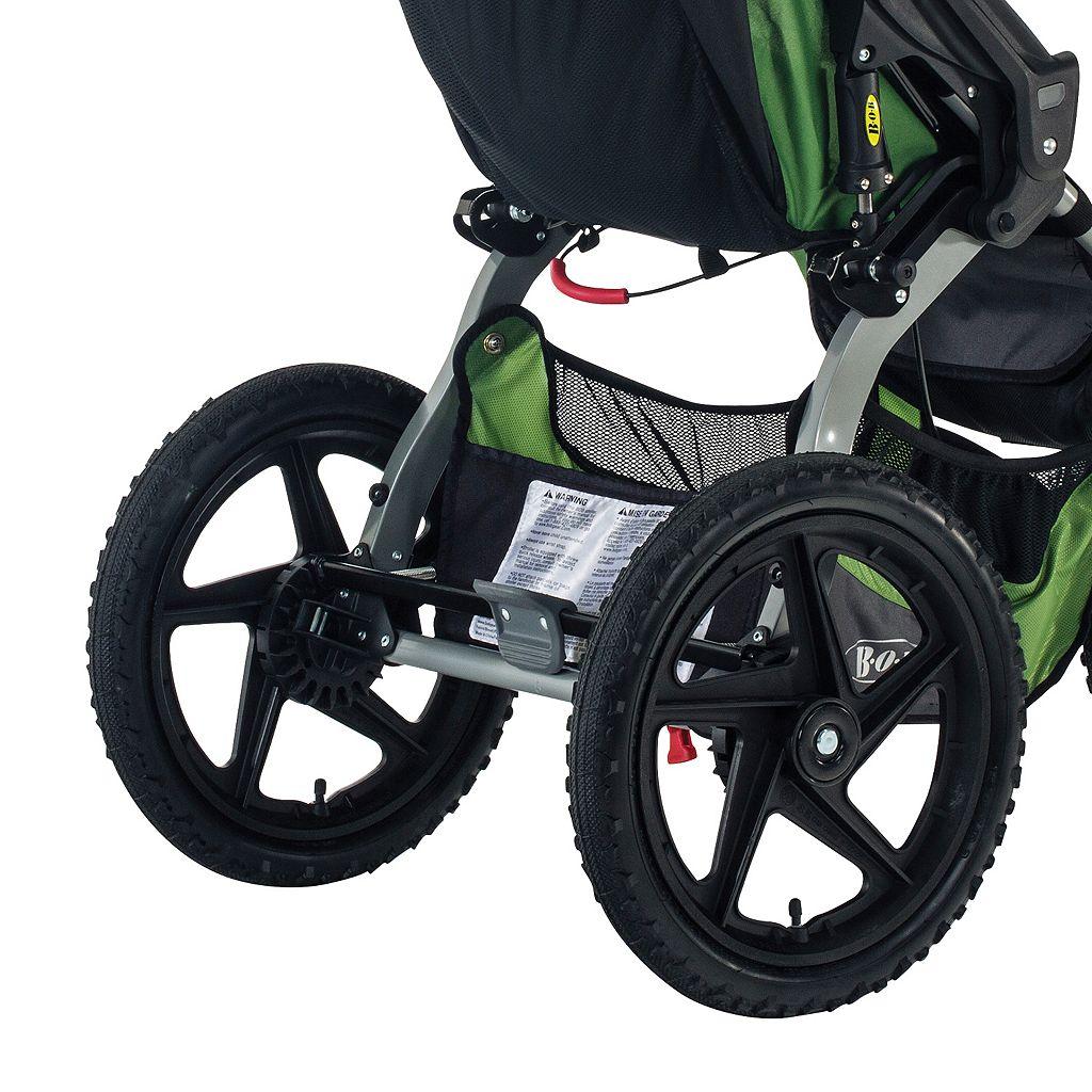 BOB 2016 Sport Utility Duallie Double Jogger Stroller