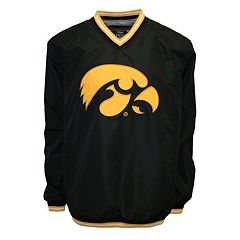 Men's Franchise Club Iowa Hawkeyes Elite Windshell Jacket