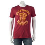Men's Harry Potter Gryffindor Tee