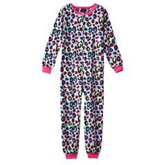 Girls White Kids One-Piece Pajamas - Sleepwear, Clothing | Kohl's