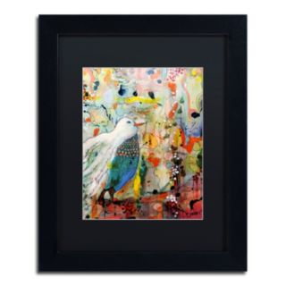 Trademark Fine Art Vers Toi Black Framed Wall Art