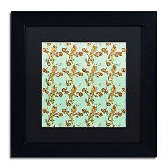 Trademark Fine Art Chanson d'Amour Framed Wall Art