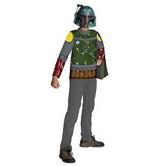 Kids Star Wars Boba Fett Costume