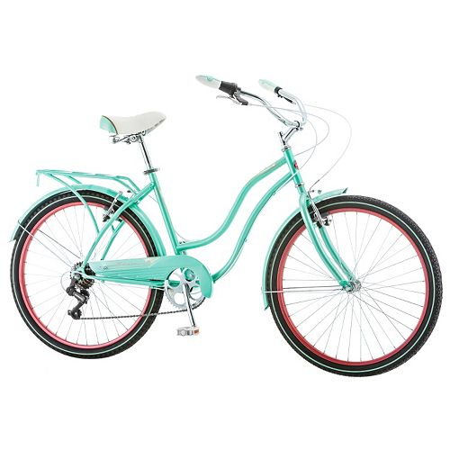 Women's Schwinn Perla 26-Inch Tire Cruiser Bike