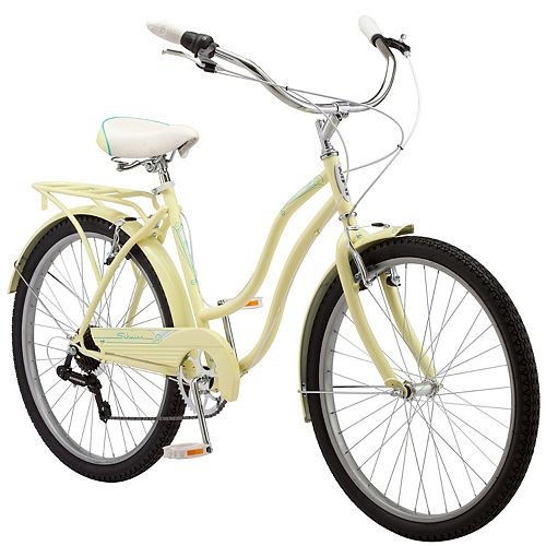 Women's Schwinn Perla 26-Inch Tire Cruiser Bike