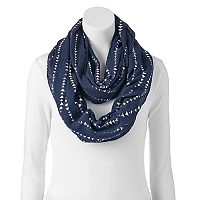 Apt. 9® Triangle Foiled Infinity Scarf