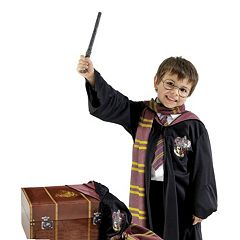 Kids Harry Potter Dress-Up Costume & Trunk  by