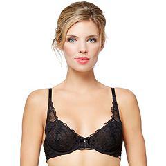Montelle Intimates Bras: Lace Balconette Bra 9256
