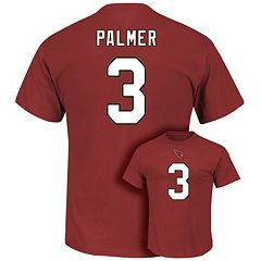 Men's Majestic Arizona Cardinals Carson Palmer Eligible Receiver Tee