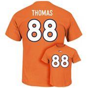 Men's Majestic Denver Broncos Demaryius Thomas Eligible Receiver Tee