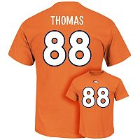 Men's Majestic Denver Broncos Demaryius Thomas Eligible Receiver Tee