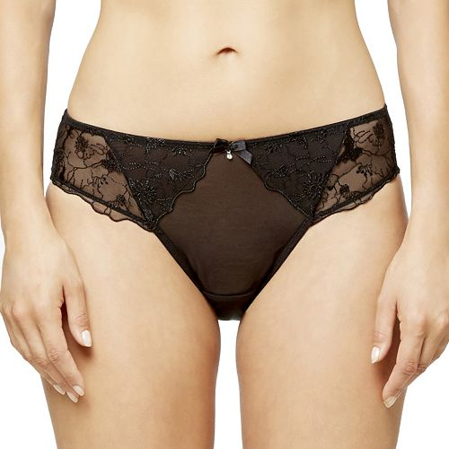 Montelle Intimates Lace Brief Panty 9259
